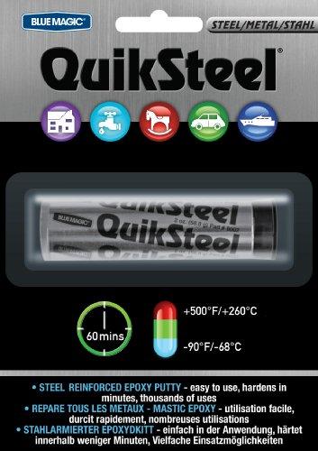 QuikSteel 6002CARDED Reparaturmasse, g 56,8 g