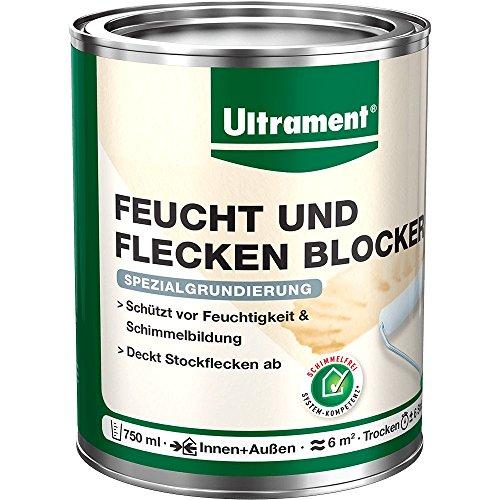 Ultrament Feucht und Flecken Blocker, weiß,...