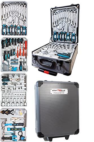 Kraftwelle Werkzeugtrolley Werkzeugkoffer mit...