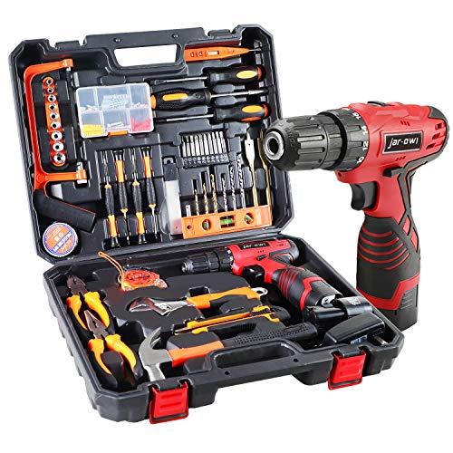 Werkzeug Koffer Set SUPSOO 60 Stücke...