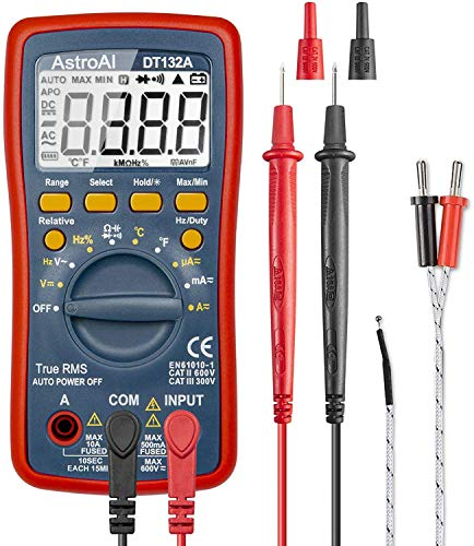 AstroAI Digital Multimeter, Voltmeter...