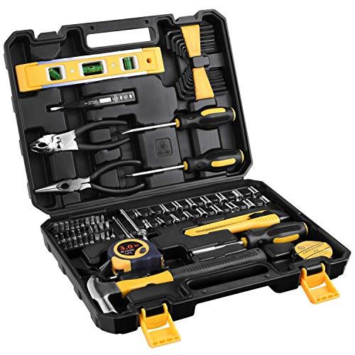 ETEPON 78PCS Werkzeugkoffer,Werkzeug Set für...