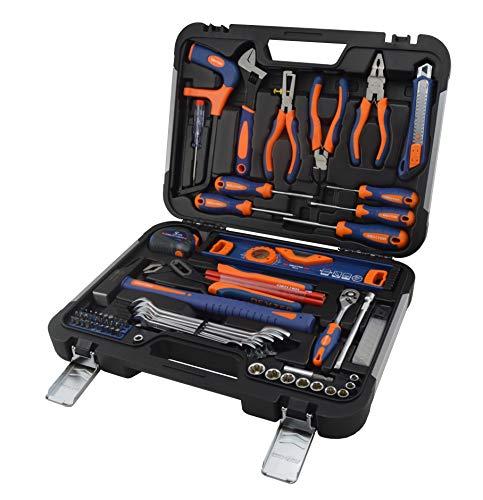 DEXTER - Werkzeugkasten 75 Stück