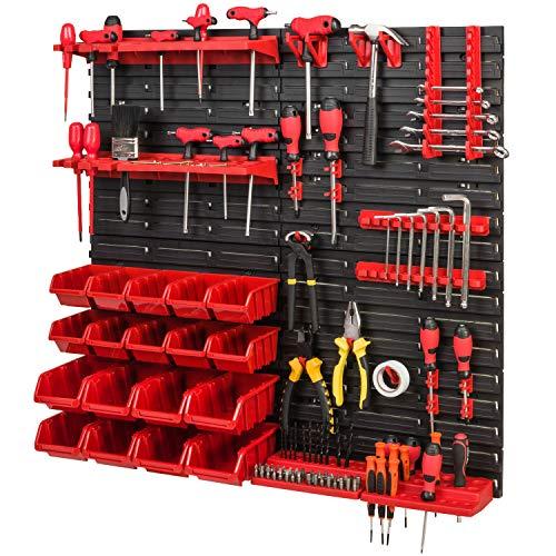 Lagersystem Werkzeugwand 772 x 780 – SET...
