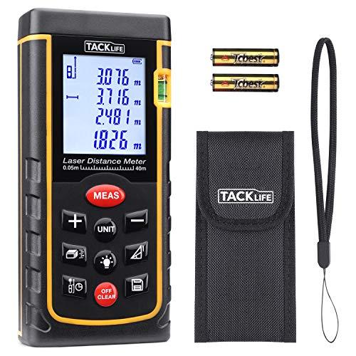 Laser Entfernungsmesser Tacklife A-LDM01 40...