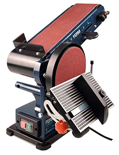 Ferm Bandschleifmaschine – 350W – 150mm -...