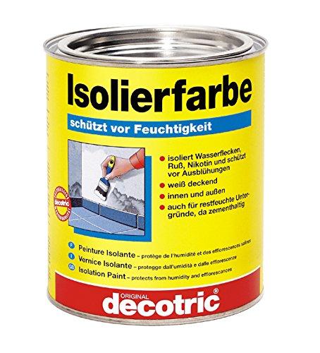 Pufas / Decotric Isolierfarbe - Schutz vor...
