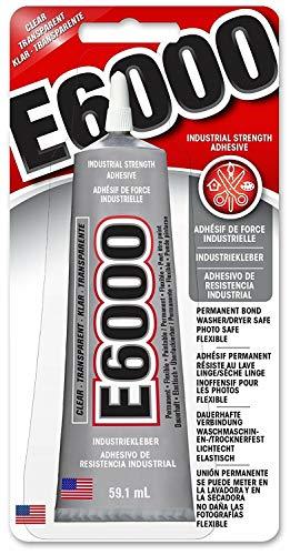 Eclectic E6000 Industriekleber, 59,1ml Tube,...