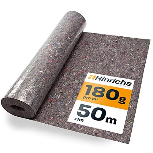 Hinrichs Malervlies 50 m x 1m = 50 m² - 180g...
