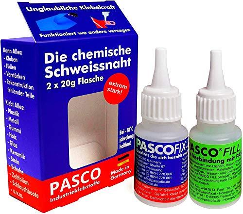 PASCOFIX chemische Schweißnaht Alleskleber...