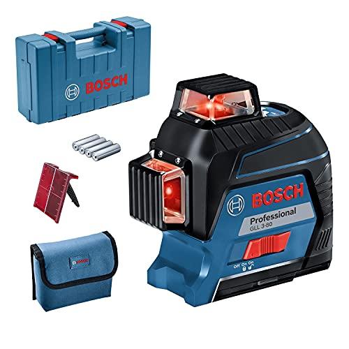 Bosch Professional Linienlaser GLL 3-80...
