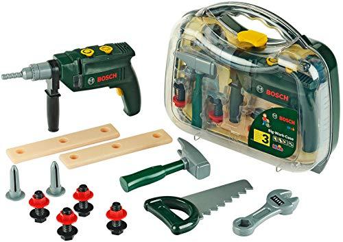Theo Klein 8416 Bosch Werkzeugkoffer, groß I...