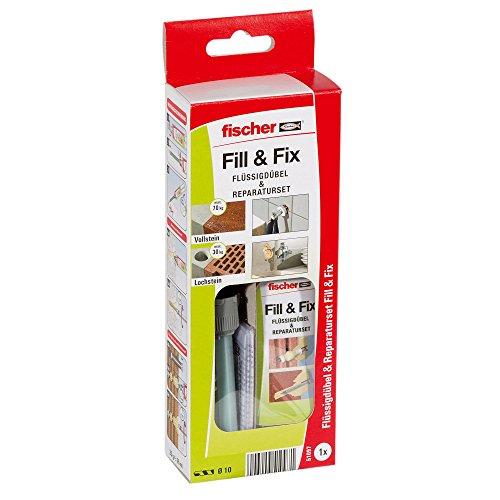 fischer 51097 Flüssigdübel fill und fix...