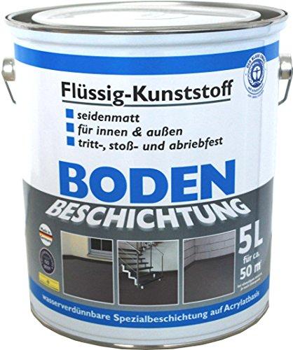 Wilckens Bodenbeschichtung - seidenmatt - 5 L...