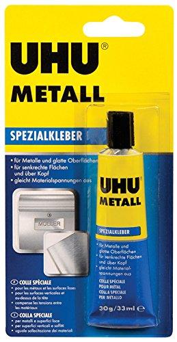 UHU 46670 Spezialkleber Metall Tube,...