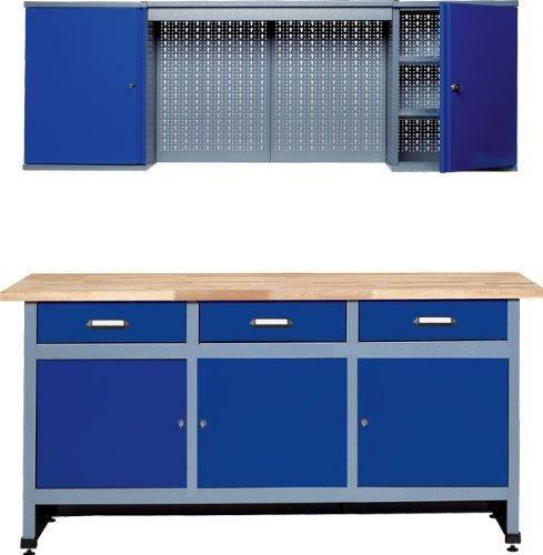 Küpper 70421–7 Werkstattmöbel-Set...