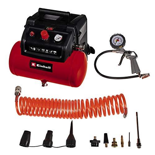 Einhell Kompressor TC-AC 190/6/8 OF Set (8...