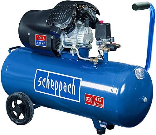 Scheppach Kompressor HC100DC (2200 Watt, 100...