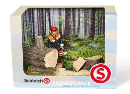 SCHLEICH 41806 - Catalog Scenery Pack...