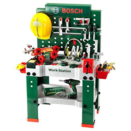 Theo Klein 8485 Bosch Werkbank Nr. 1 I...