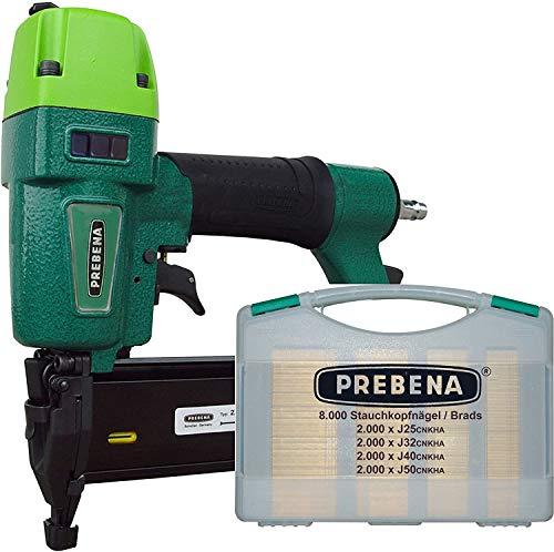 Prebena 2XR-J50 Luftdruck Druckluftnagler im...
