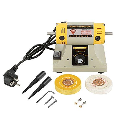 Poliermaschine Set 220 V 350 Watt Elektrische...