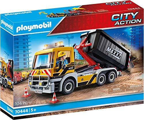 PLAYMOBIL City Action 70444 LKW mit...