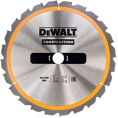 DeWalt Bau-Kreissägeblatt für...