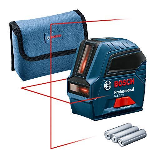 Bosch Professional Kreuzlinienlaser GLL 2-10...