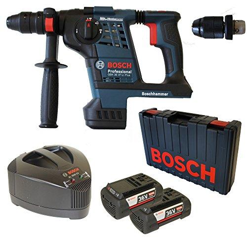 Bosch Akku-Bohrhammer GBH 36 VF-Li PLUS mit...