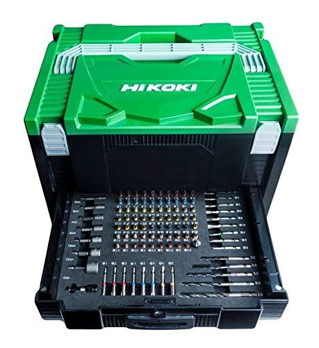 HIKOKI 40030037 Hit System Case mit 100 TLG...
