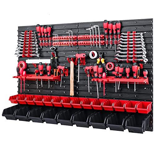Werkzeugwand Stapelboxen - 1152 x 780 mm -...