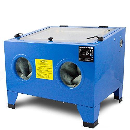 BITUXX® Sandstrahlkabine 90 L Liter...