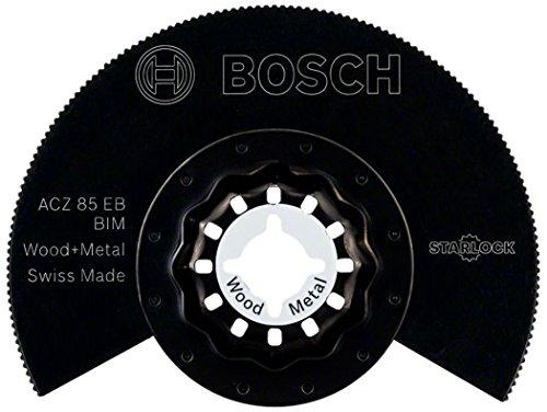 Bosch Segementsägeblatt Holz und Metall für...