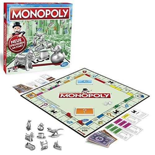 Monopoly Classic, Gesellschaftsspiel für...