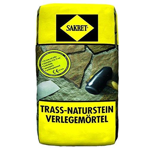 25Kg Trass-Naturstein-Verlegemörtel TNV...