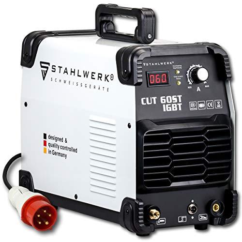 STAHLWERK CUT 60 ST IGBT Plasmaschneider mit...