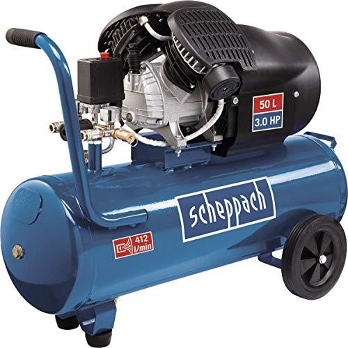 Scheppach Kompressor HC53DC (2200 Watt, 50 L,...