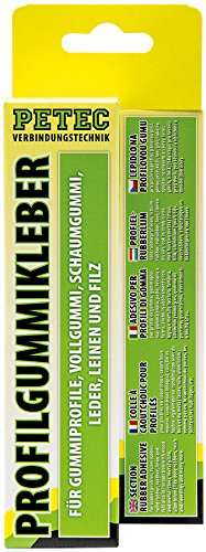 Petec 93870 Profilgummikleber...