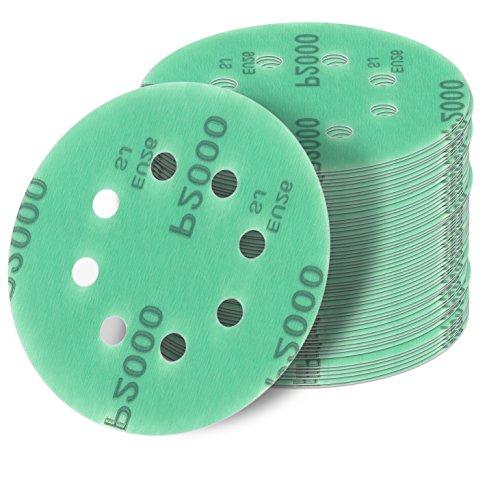 125 mm green Exzenter Schleifscheiben...