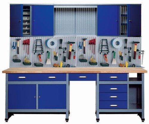 Küpper 70412–7 Set für Werkstatt,...
