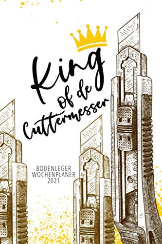 Bodenleger Wochenplaner 2021 King of...