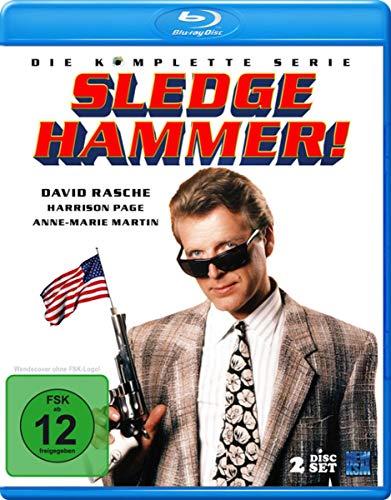 Sledge Hammer - Die komplette Serie (Episode...