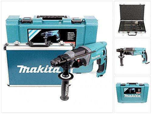 Makita HR2470 Bohrmaschine mit Bohrer und...