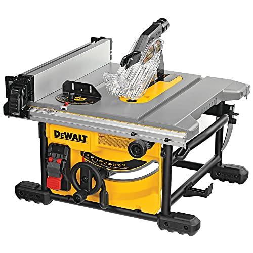 DeWALT DWE7485-QS Tischkreissaege 210 mm,...