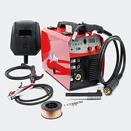 MIG – MAG Schweißgerät mit 40-180 Ampere,...