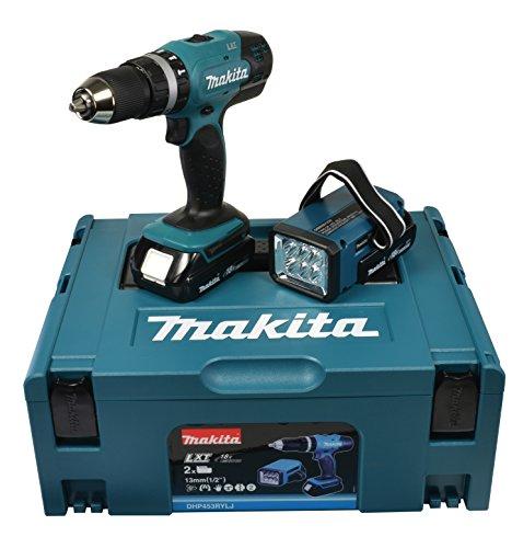 Makita Akku-Schlagbohrschrauber 18 V/ 1, 5 Ah...