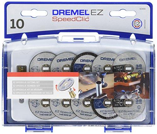 Dremel SC690 EZ SpeedClic Trennscheiben und...