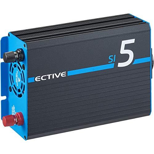 ECTIVE 500W 12V zu 230V Sinus-Wechselrichter...