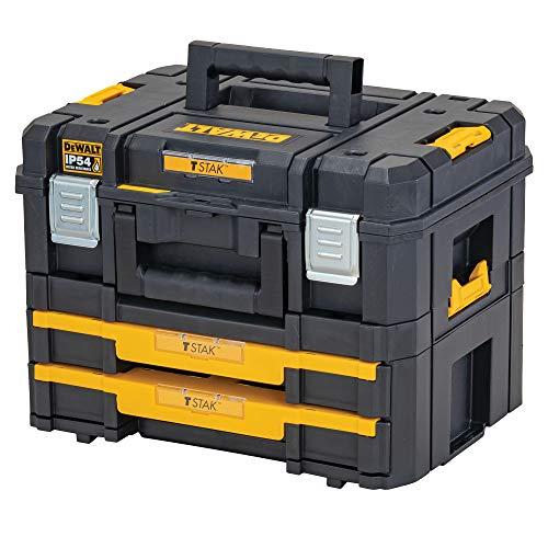 Dewalt DWST83395-1 Werkzeugbox Combo (21,6l...